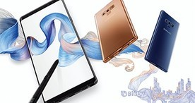 Galaxy Note9荣获游戏高性能五星产品称号