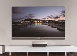 海信100英寸4K激光电视