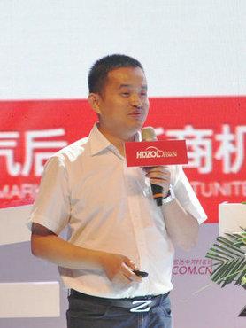 吴颜男:产业互联网使品牌快生快死