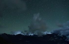 寻找夜空中最亮的星