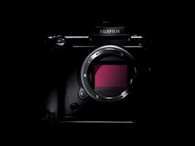 富士发布GFX 100中画幅相机