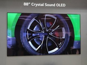 LGD Crystal Sound OLED