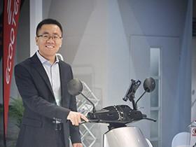 李荣:200km续航智能两轮车