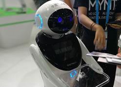 12万起售小觅智能机器人