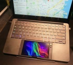 Razer Phone一秒变电脑