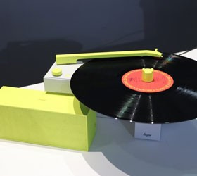 HYM新潮黑胶机