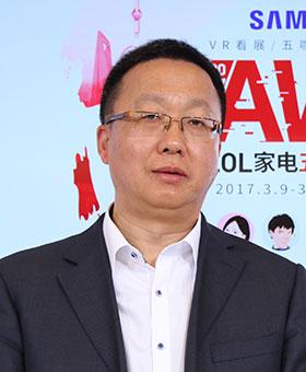 <span>金鑫</span><br/>科沃斯机器人副总经理