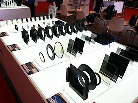 百诺展台带来丰富产品线展示