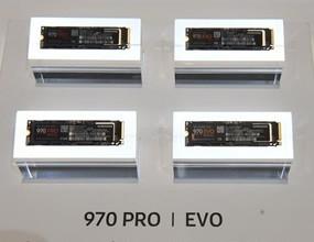 新技术加持的三星SSD 970参展