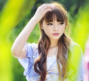 【百变美模SHOW】夏日清爽绿色串烧------模特:刘春梅