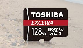 东芝64GB 90MB/s TF卡