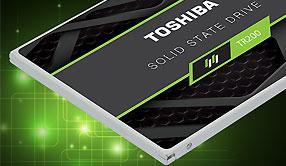 东芝 TR200系列SSD
