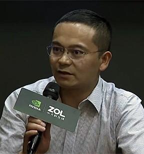 攀升电脑创始人/董事长 陈孝军