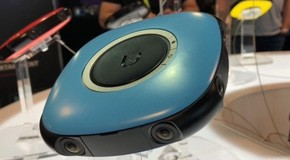 VUZE 3D 360度VR拍摄相机