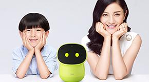 儿童早教系列 布丁豆豆智能机器人图赏