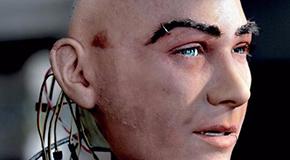 害怕 这些机器人逼真的让人