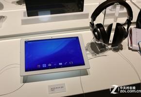 百闻不如一见 MWC索尼Z4 Tablet真机图