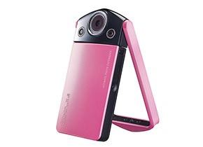 卡西欧TR300粉色礼盒限量版
