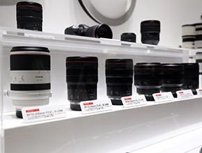 佳能六枚全新RF镜头