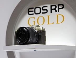 佳能EOS RP金色限量版