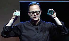 AMD 32核新CPU反杀Intel灰烬28核