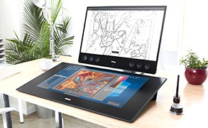 Dell Canvas 27 系列工作站