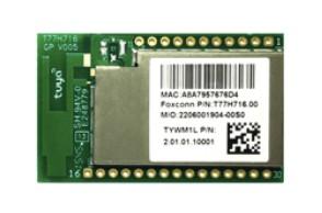 <b>TYWM1L Wi-Fi模块</b>主芯片:Marvell 88w8801