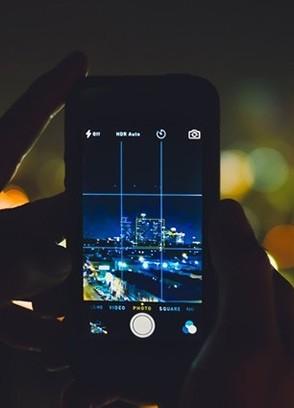 如今人人能拍照 每个人都是摄影师