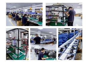 专业生产流程