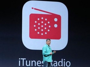 iTunes Radio整合至iOS7