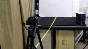 清晰度测试方法