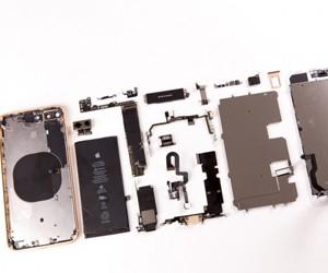 77颗螺丝的艺术 133图拆解iPhone 8P