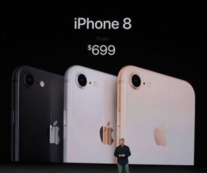 苹果iPhone 8发布 其实就是iPhone 7s