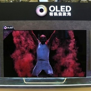 飞利浦OLED电视