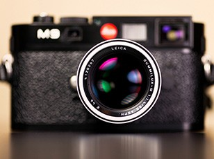 让我们来回忆这些经典相机