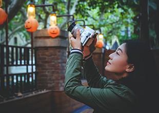 女生如何选择摄影器材