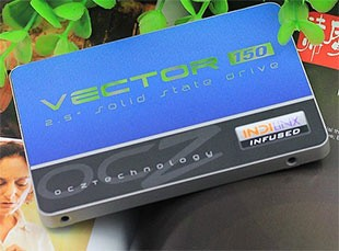 OCZ Vector150决战同类SSD