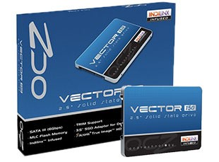 OCZ Vector系列SSD对比
