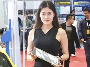 2018AAITF深圳春季展 不看车品看美女