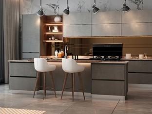 集成灶哪个牌子好?美大集成灶为你打造开放式健康整体厨房