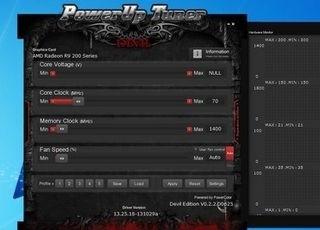 迪兰专用超频工具 助力Devil全速性能