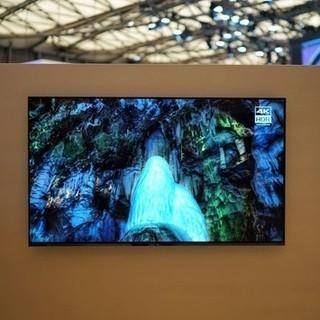 索尼OLED新品A8F