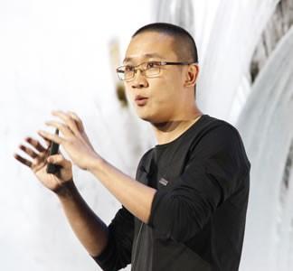 HTC首席设计师 简志霖先生