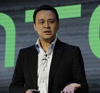 HTC中国区副总裁 林祖荣先生