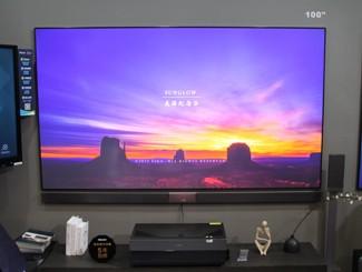 海信4K激光电视与您相约