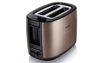 飞利浦全自动烤面包机