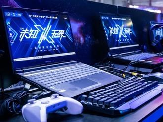 ChinaJoy2020机械师展台游戏本狂欢