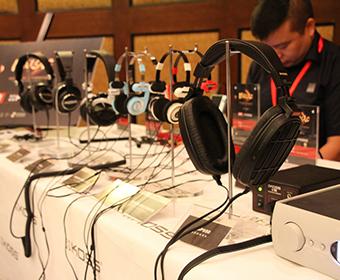 Z·HiFi体验会 KOSS携经典耳机产品亮相