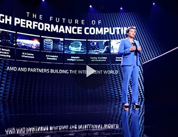 AMD 主题演讲