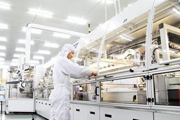 汉能薄膜太阳能技术